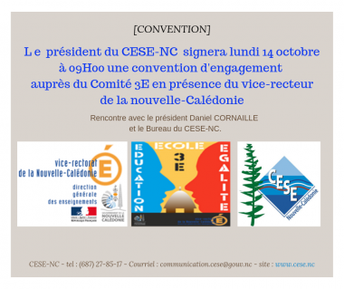 convention comité 3 E